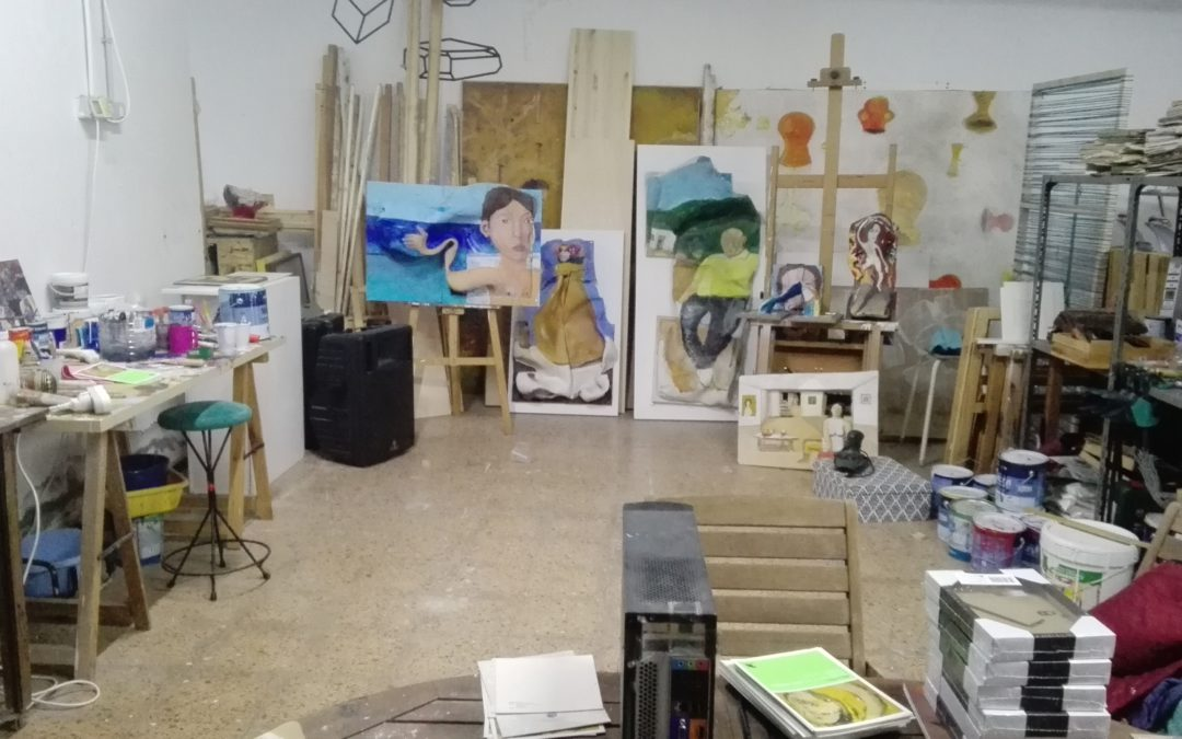 Studios to artistic activities in Canary Island